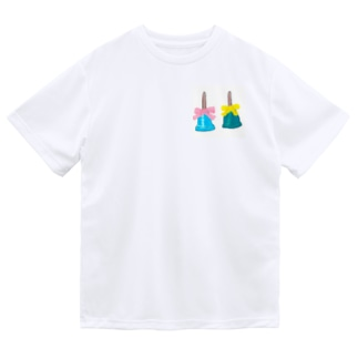 カラフルハンドベル Dry T-Shirt