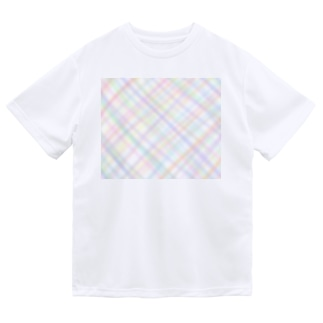 ほんわか優しいクロス模様Ⅱ Dry T-Shirt
