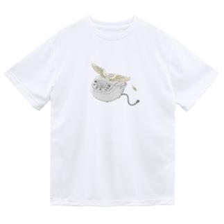 空飛ぶ炊飯器 Dry T-Shirt