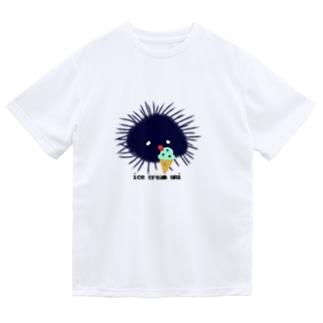 アイスうに Dry T-Shirt