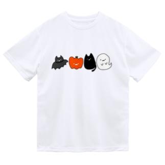 ハロウィンの仲間たち Dry T-Shirt