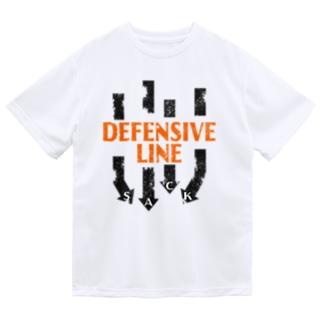 DL-SACK HARD ドライTシャツ