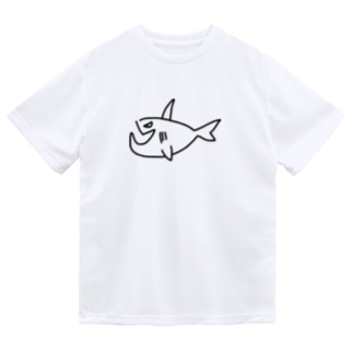 シャクレシャーク Dry T-Shirt