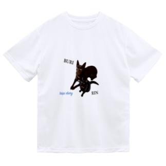 ぶりりん Tシャツ ドライTシャツ