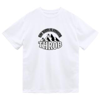 TEAM THROB  オリジナルグッズ ドライTシャツ
