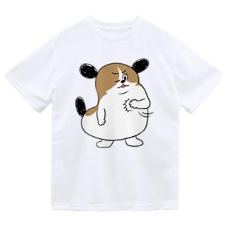 もじゃまるおまかせ Dry T-shirts