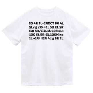 PB ペースノート ドライTシャツ