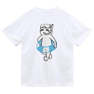 夏は嫌いだ(文字無し) Dry T-Shirt
