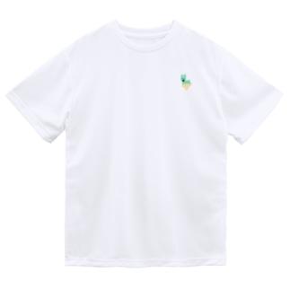 ゆるあしゆびうさぎ Dry T-Shirt