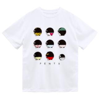 ぺんつ Dry T-Shirt
