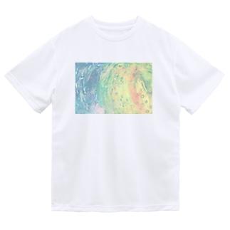 Full moon Dry T-shirts
