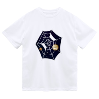 Spider☆Planets Dry T-Shirt
