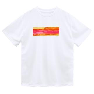 ふちこのstand alone Dry T-Shirt