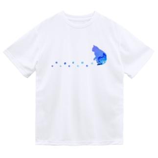 そらねこ Dry T-Shirt