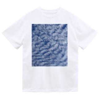 いわし雲photo ドライTシャツ