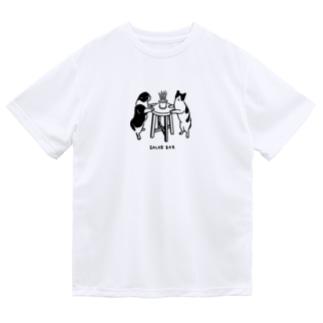 サラダバー Dry T-shirts