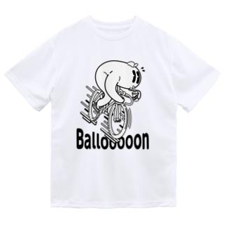 """Ballooooon"" #1 Dry T-Shirt"