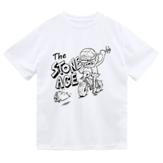 """""""The STONE AGE"""" #1 Dry T-Shirt"""