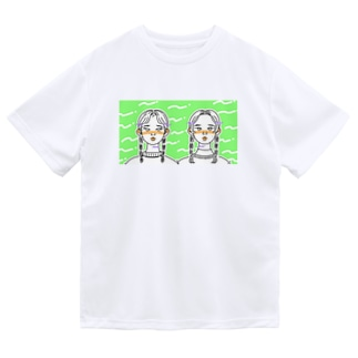 kameのなみなみガールズ Dry T-Shirt