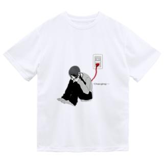 Charging ドライTシャツ