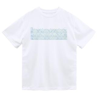 昭和47年信越本線ダイヤグラム (抜粋)グラス・カップ ドライTシャツ