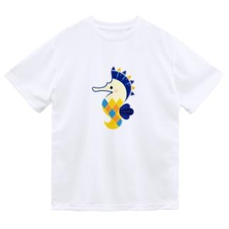 タツノコ王子 ドライTシャツ
