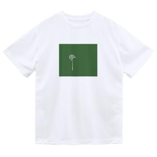 電波 ドライTシャツ