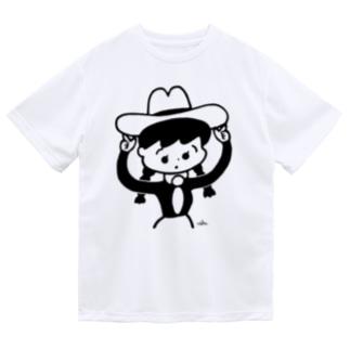 レコガール Dry T-Shirt