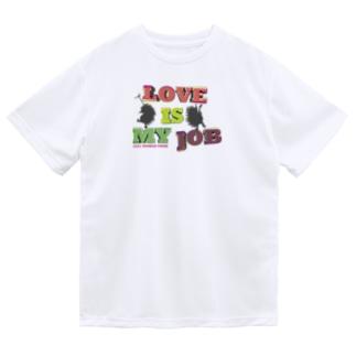 LOVE Tシャツ(淡色用)2021 WORLD TOUR〜 LOVE is my Job. ドライTシャツ