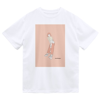 三茶ガール#6 Dry T-shirts