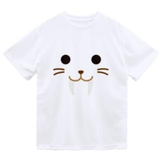 セイウチ ドライTシャツ