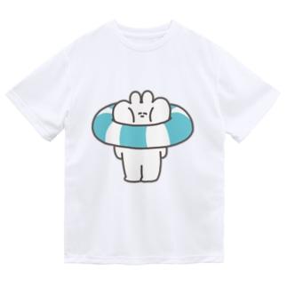 浮き輪うさちゃん Dry T-Shirt