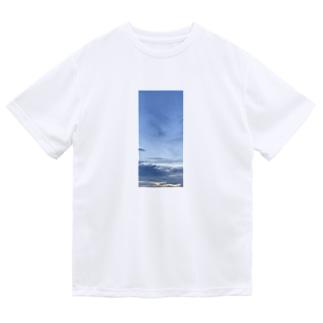 もうすぐ夜になる夕暮れ時 Dry T-Shirt