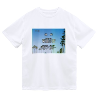 JQKM-TV 提供クレジット Dry T-shirts