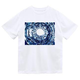 Visual Snow 2 ドライTシャツ