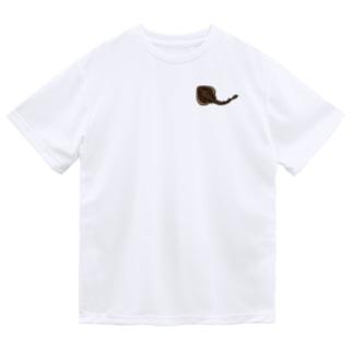 snaggedgorillaのウチワザメ Dry T-shirts
