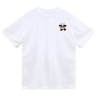 りとぱん Let's go it Dry T-Shirt