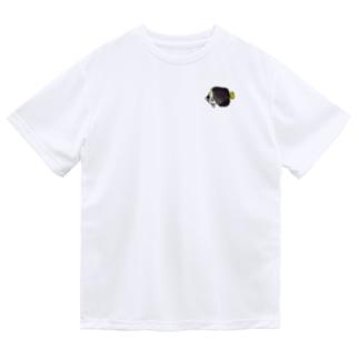 チリメンヤッコ ドライTシャツ
