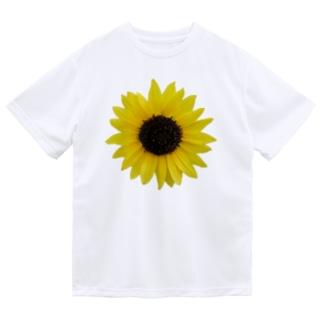 ひまわり! Dry T-Shirt