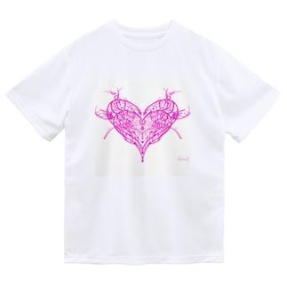 HAERT MANDARA Dry T-shirts