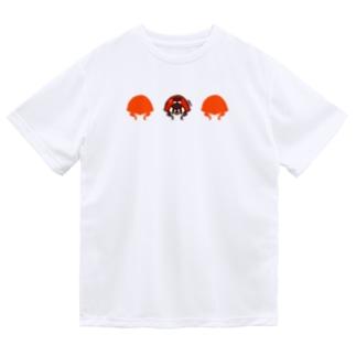 ナナホシテントウ【LOVE BUGS!】 ドライTシャツ