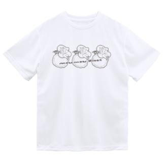 フロートちゃん Dry T-Shirt
