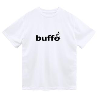 ふぁーむbuffoロゴTシャツ Dry T-Shirt