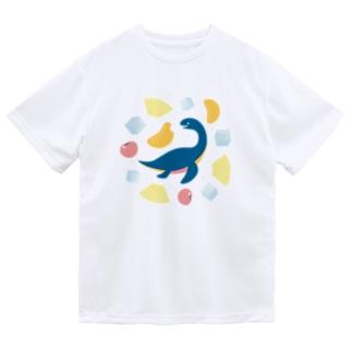 フルーツとソーダのまにまに(淡色) Dry T-Shirt