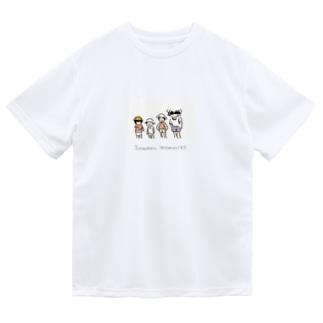 なつのおもひで Dry T-Shirt