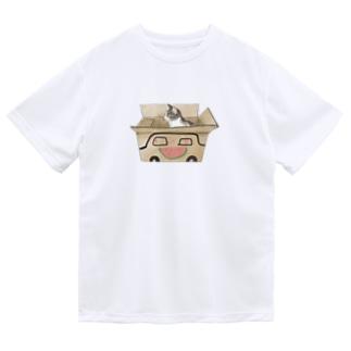 スイカー ドライTシャツ