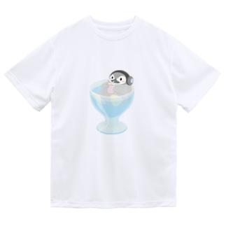 グラスペンギン Dry T-Shirt