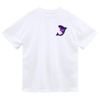 timatimaのしゃちちゃん Dry T-shirts