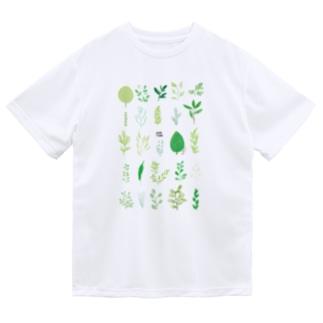 葉っぱ Dry T-Shirt