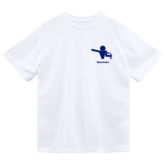 ヌンチャクピクトグラムTシャツ Dry T-Shirt